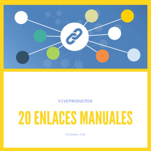 20 enlaces manuales